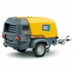 Дизельные компрессоры средней мощности: 7-14 бар/7,5-12,2 м3/мин