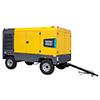 Дизельные компрессоры высокой мощности: 8,6-35 бар/22-63,48 м3/мин