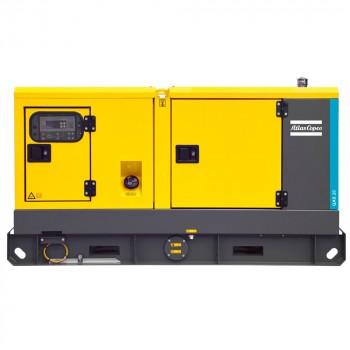 Дизельный генератор Atlas Copco QAS 20