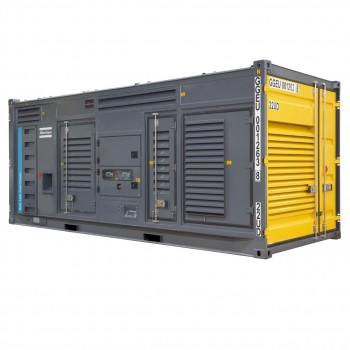 Дизельный генератор Atlas Copco QAC 1450